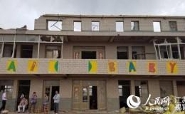 江苏计桥幼儿园龙卷风中6名老师拼死堵门护住120名儿童