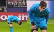 梅西又伤了?一举动引担忧 世俱杯巴萨缺双核