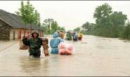 今年长江中下游汛期洪灾或超1998年 江苏启动安检