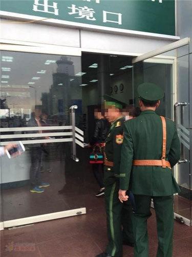中国公民从越南回国 遭越边防人员打断 4 根肋骨
